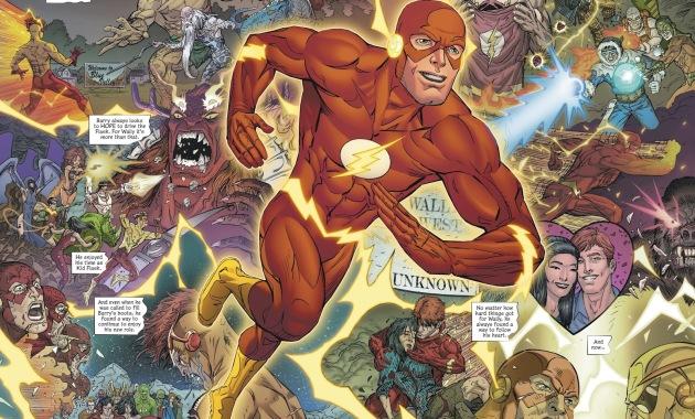 Wally West (The Flash Vol. 5 #51)