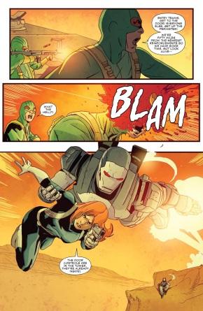 War Machine Punisher And Black Widow