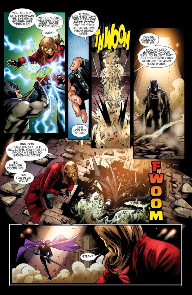 Anarky VS Batman (Detective Comics #964)