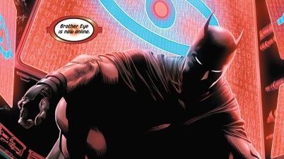 Batman And Brother Eye (Detective Comics #967)