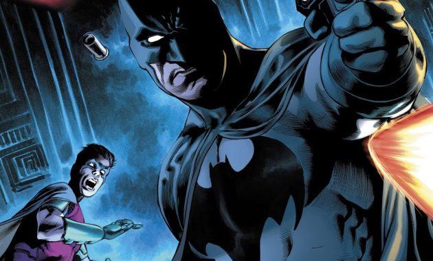 Batman And Red Robin (Detective Comics #965)
