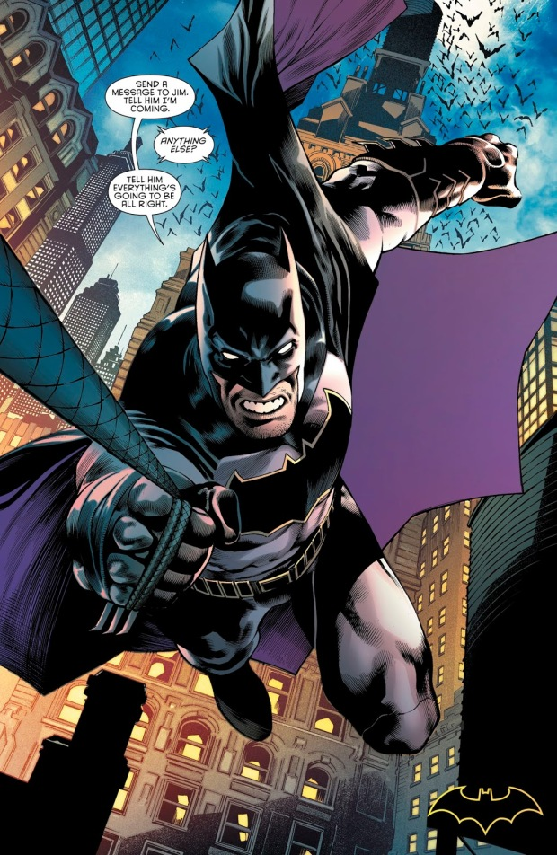 Batman (Detective Comics Vol. 1 #981)