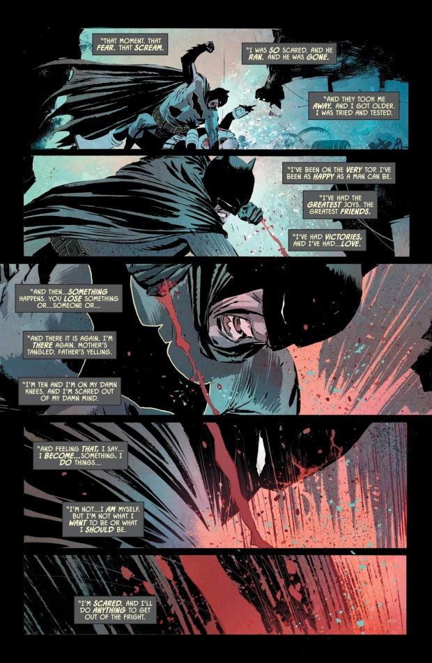 Batman VS Mister Freeze (Rebirth)