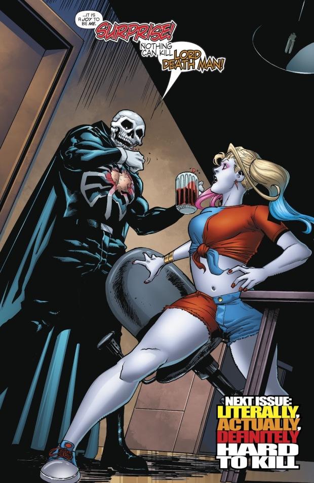 Harley Quinn Vol. 3 #48