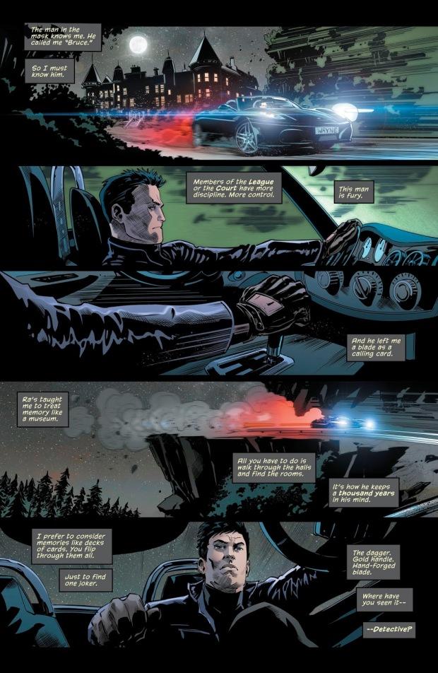 How Batman Traumatized Karma (Rebirth)