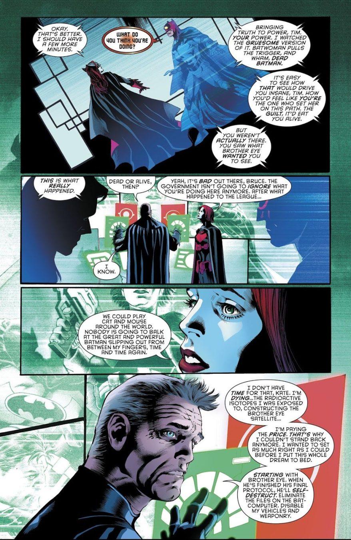 How Batwoman Killed Batman In The Future (Detective Comics)