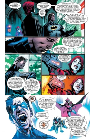 How Batwoman Killed Batman In The Future (Detective Comics)