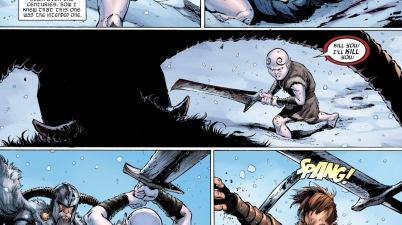 How Odin Adopted Loki