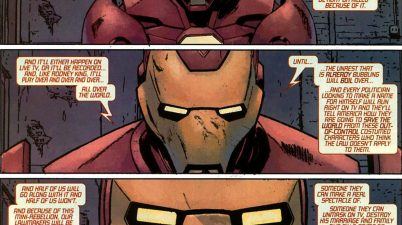 Iron Man The Futurist