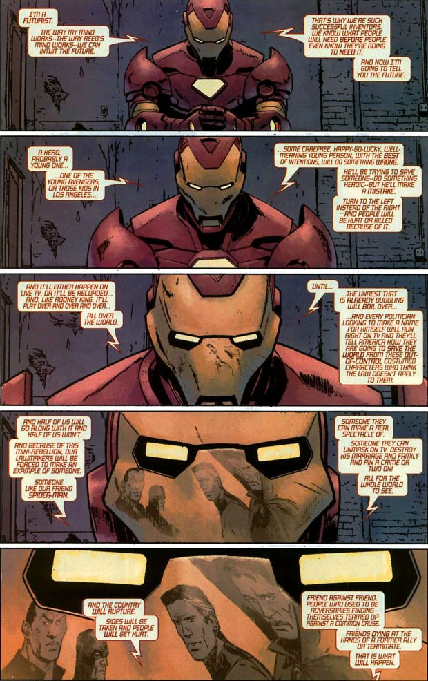 Iron Man The Futurist