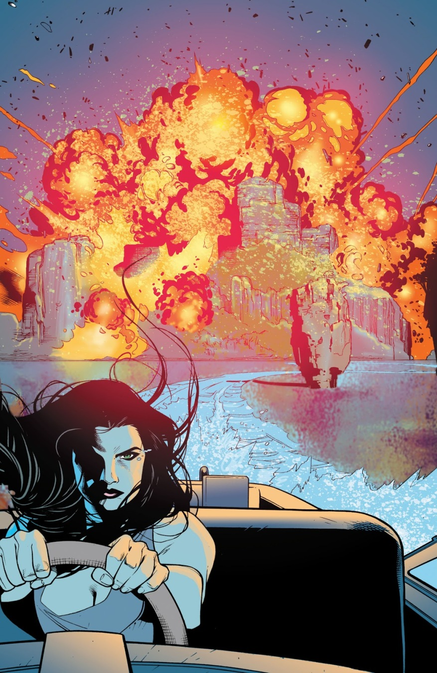 Jessica Drew (New Avengers Vol. 1 #23)