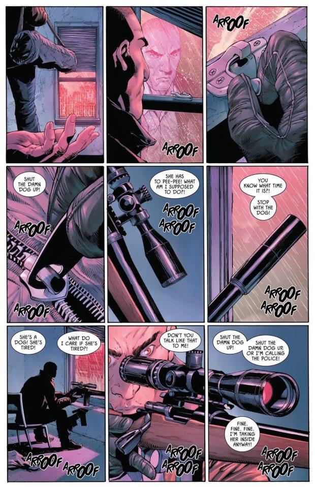 KGBeast Shoots Nightwing In The Head
