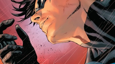 KGBeast Shoots Nightwing In The Head