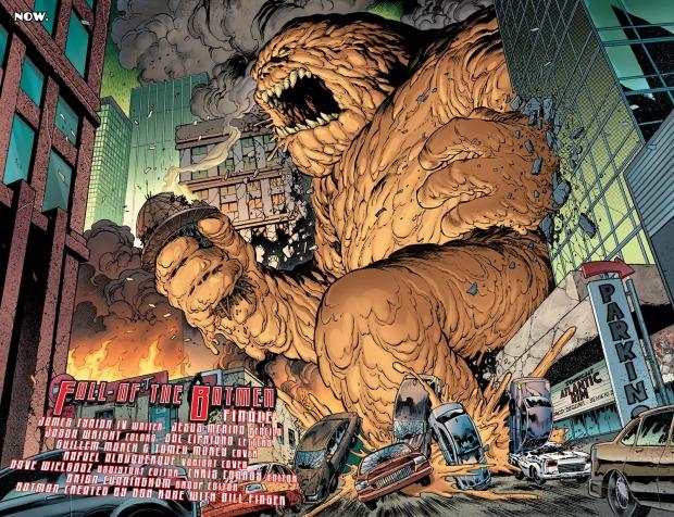 King Clayface (Detective Comics #973)