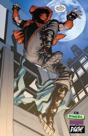 From – Red Hood and the Outlaws Vol. 2 #25