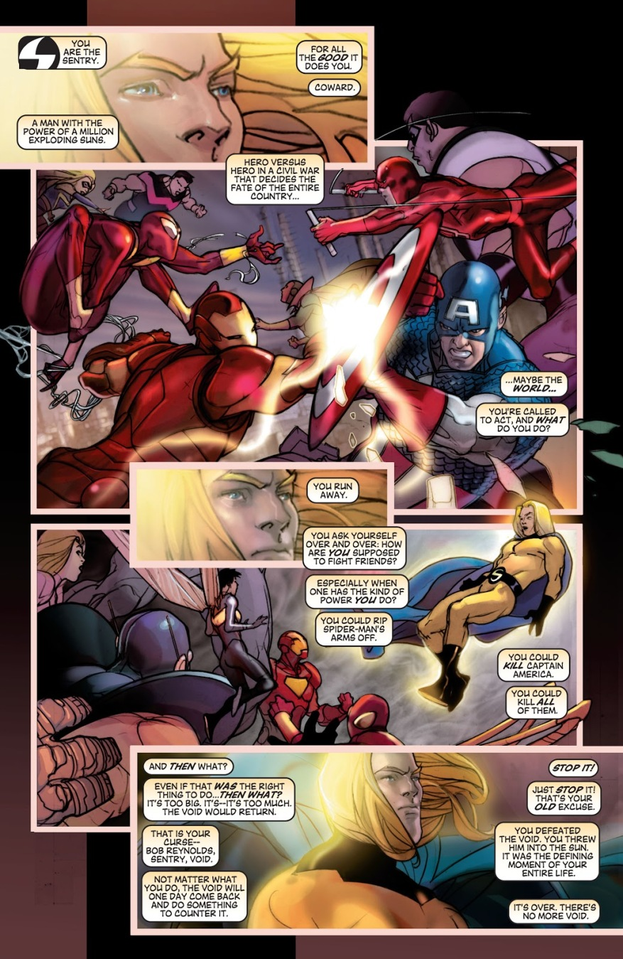 The Sentry (New Avengers Vol. 1 #24)