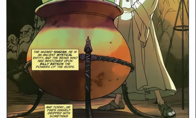 The Wizard Shazam (First Thunder #3)