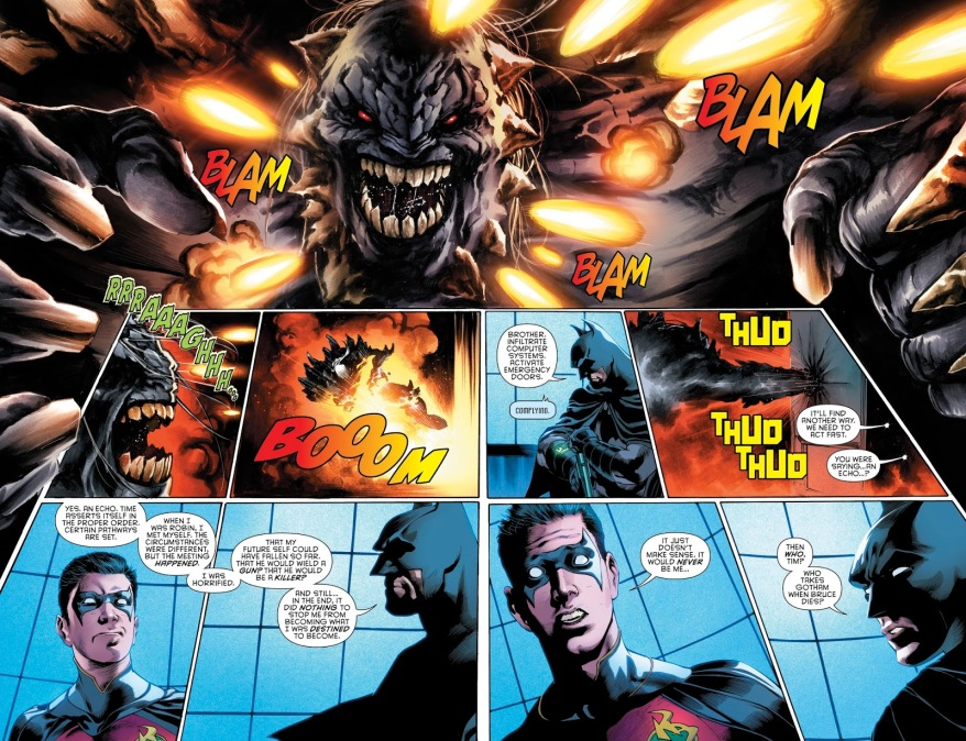 Why Tim Drake Had To Become Batman (Titans Of Tomorrow)