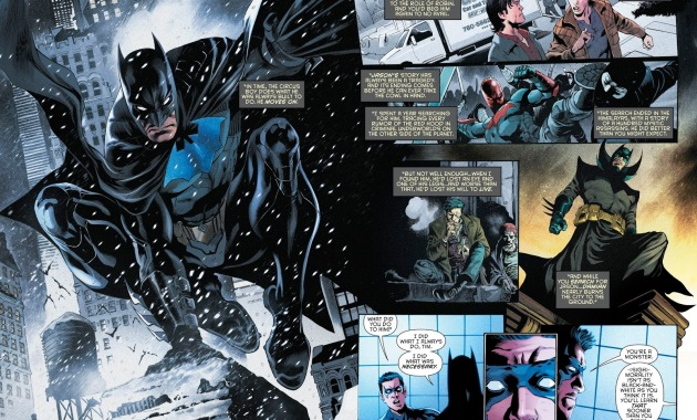 Why Tim Drake Had To Become Batman (Titans Of Tomorrow)