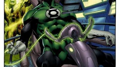 Abin Sur (Green Lantern Vol. 4 #30)