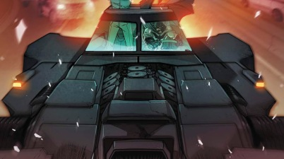Batman And Two-Face (Detective Comics #991)