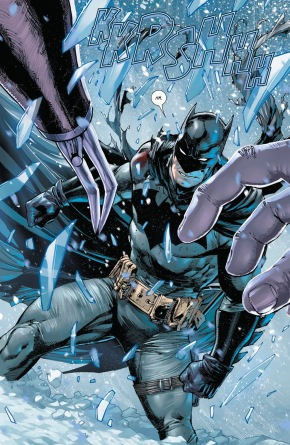 Batman VS KGBeast (Rebirth)
