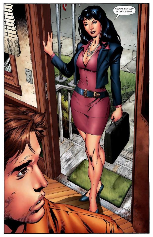 Carol Ferris (Green Lantern Vol. 4 #30)