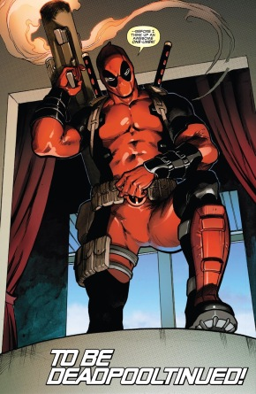 Deadpool (Weapon X Vol. 3 #22)
