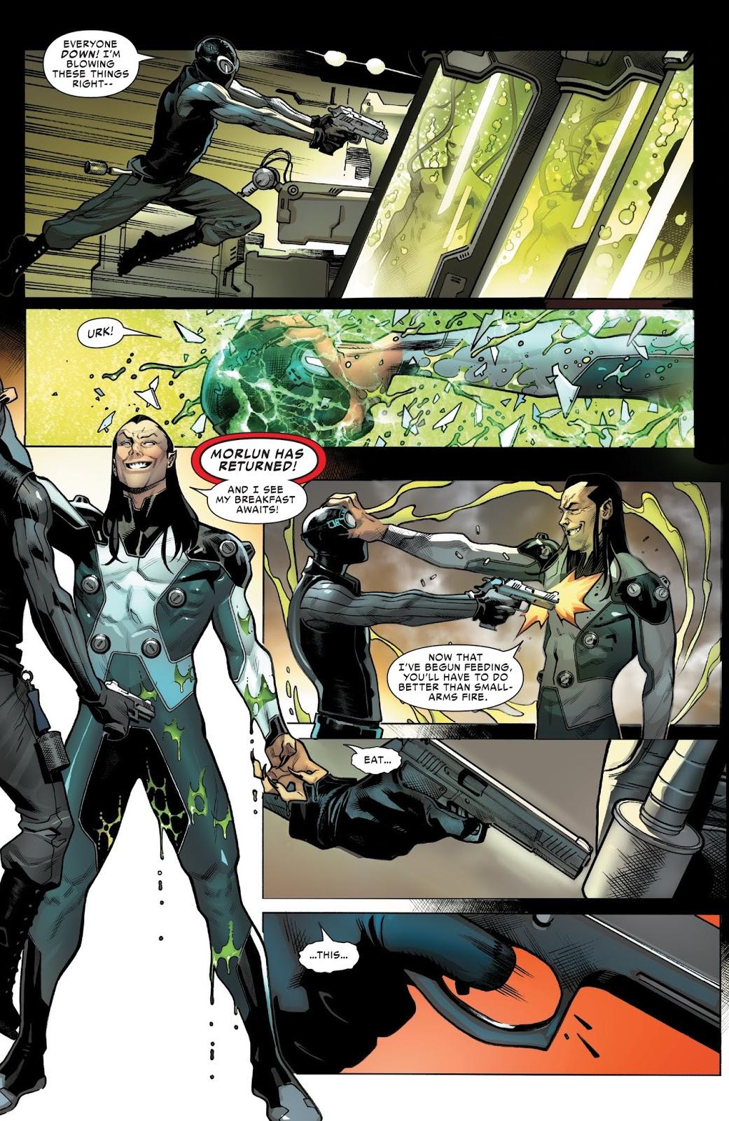 death of spider-man noir | comicnewbies