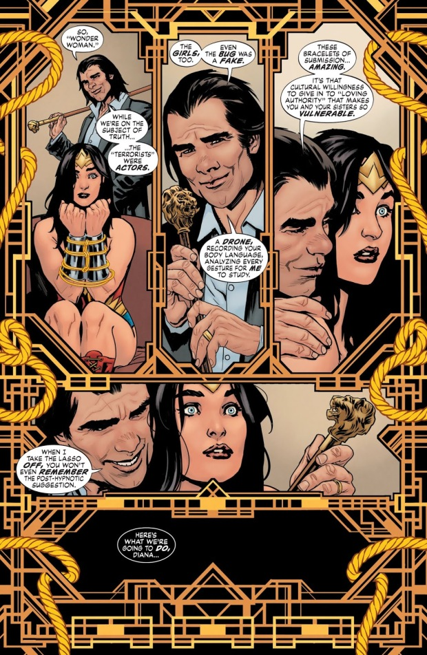 From – Wonder Woman – Earth 1 Vol. 2