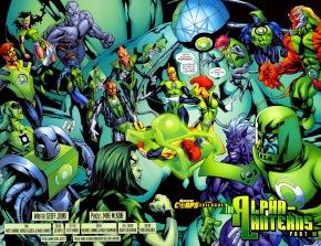 Green Lantern Corps (Green Lantern Vol. 4 #27)