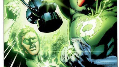 Hal Jordan And Sinestro (Green Lantern Vol. 4 #34))
