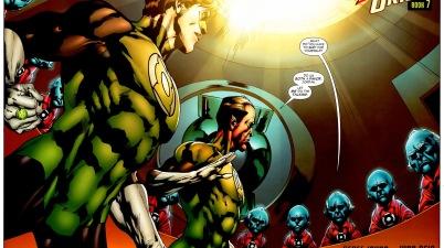 Hal Jordan And Sinestro (Green Lantern Vol. 4 #35)