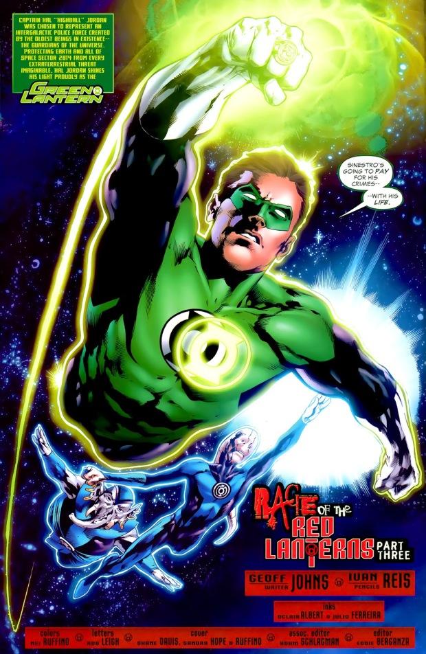 Hal Jordan (Green Lantern Vol. 4 #37)