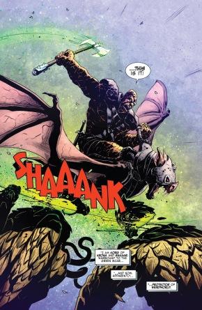 Korg (Weapon H #8)