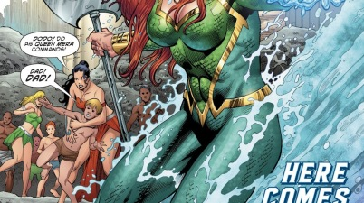 Mera (Aquaman Vol. 8 #41)