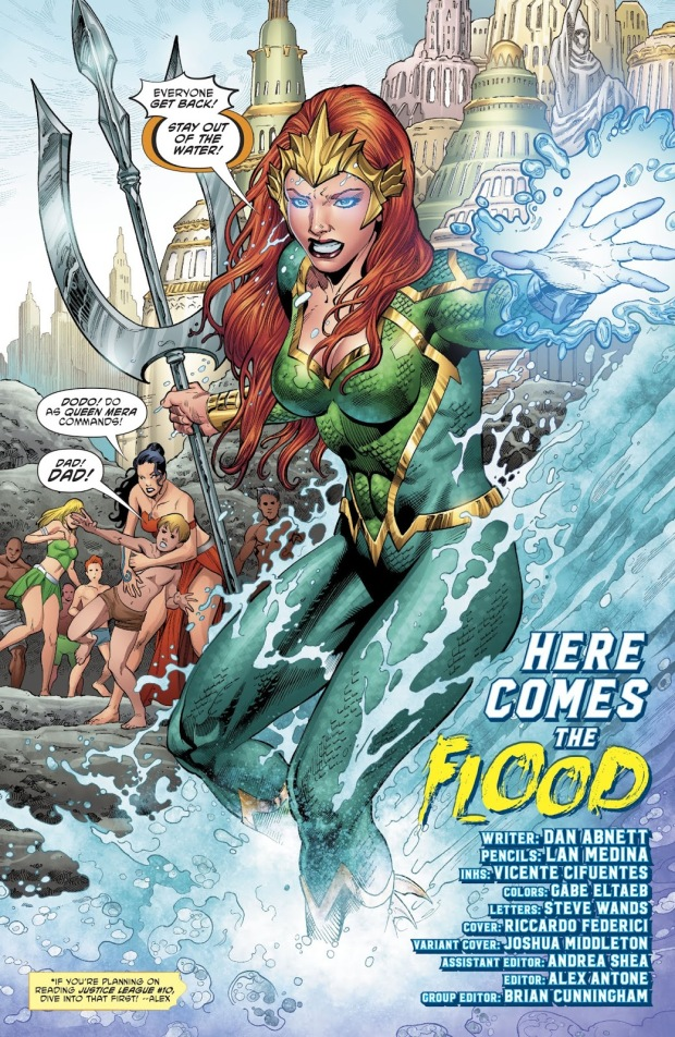 Mera (Aquaman Vol. 8 #41)