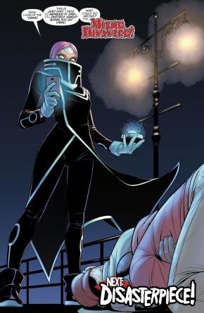 Minor Disaster (Harley Quinn Vol. 3 #51)