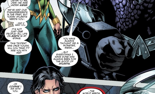 Ocean Master (Aquaman Vol. 8 #41)