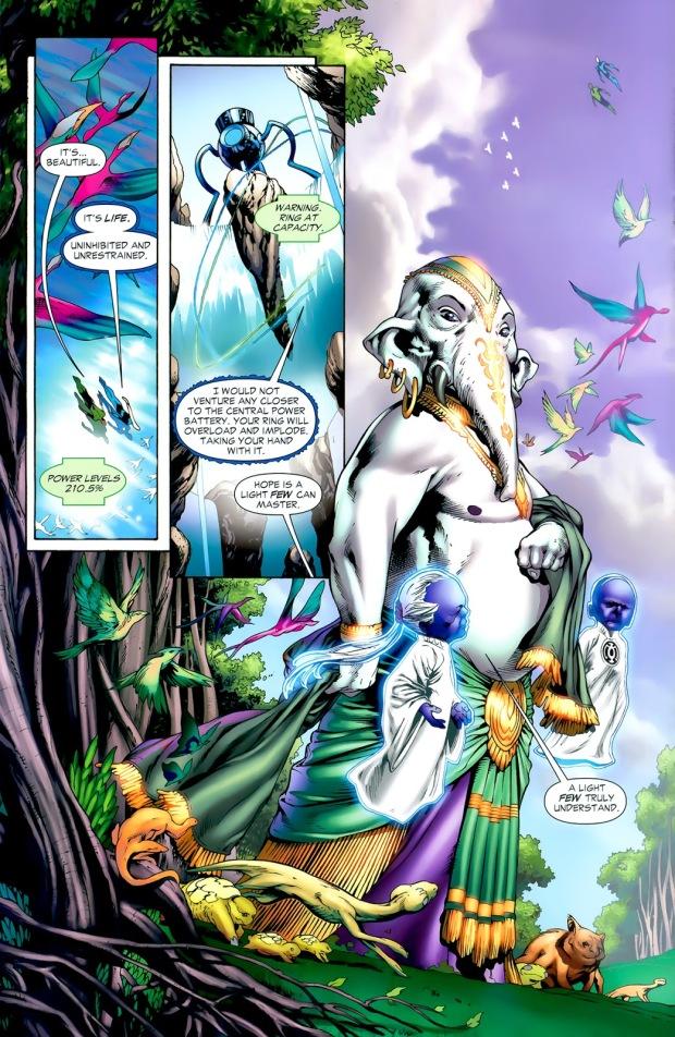 Odym (Green Lantern Vol. 4 #36)