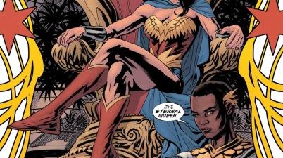 Queen Wonder Woman (Earth 1)
