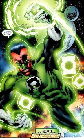 Sinestro (Green Lantern Vol. 4 #31)