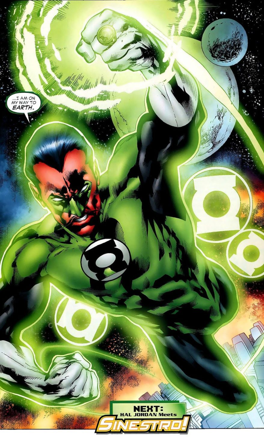 Sinestro (Green Lantern Vol. 4 #31)
