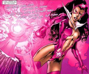 Star Sapphire Carol Ferris (Green Lantern Vol. 4 #38)