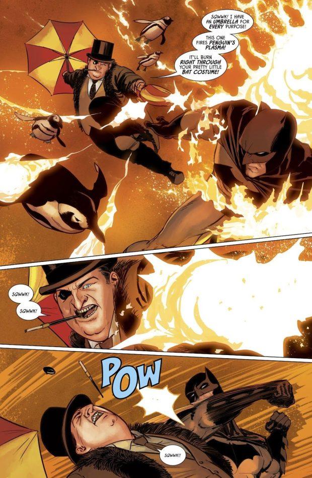 Batman VS The Penguin (Batman Vol. 3 #58)