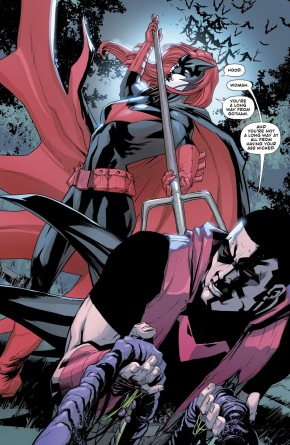 Batwoman (Red Hood and the Outlaws Vol. 2 #28)