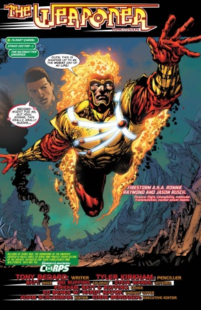 Firestorm (Green Lantern Corps Vol. 2 #57)