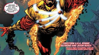 Firestorm (Green Lantern Corps Vol. 2 #57)