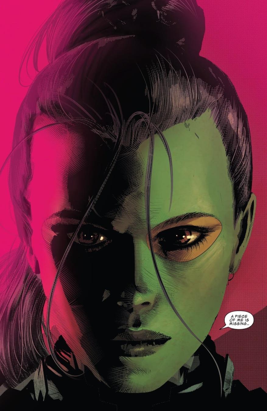 Gamora (Infinity Wars #1)