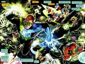 Green Lantern Corps (Green Lantern Vol. 4 #40)
